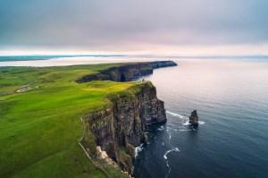 Irish village tour, virtual tours, virtual experiences