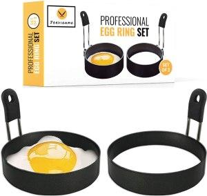 jordigamo professional egg ring set