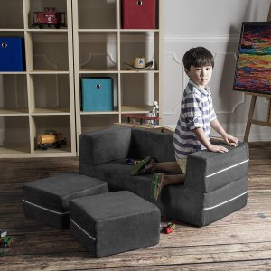 Jaxx kids love seat, nugget alternatives