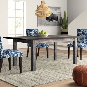 Katarina extendable dining table, expandable dining table