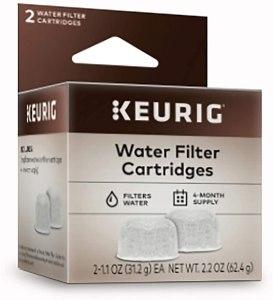 Keurig water filter cartridges, how to clean keurig