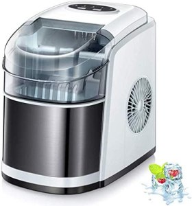 best countertop ice maker kismile