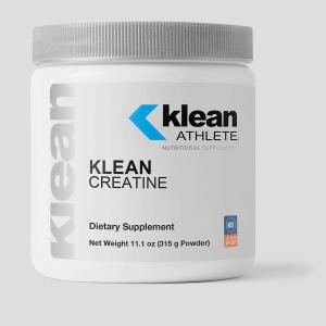 Klean Athlete creatine supplement