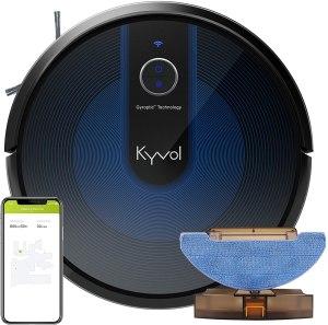 robot vacuum and mop kyvol cybovac e31