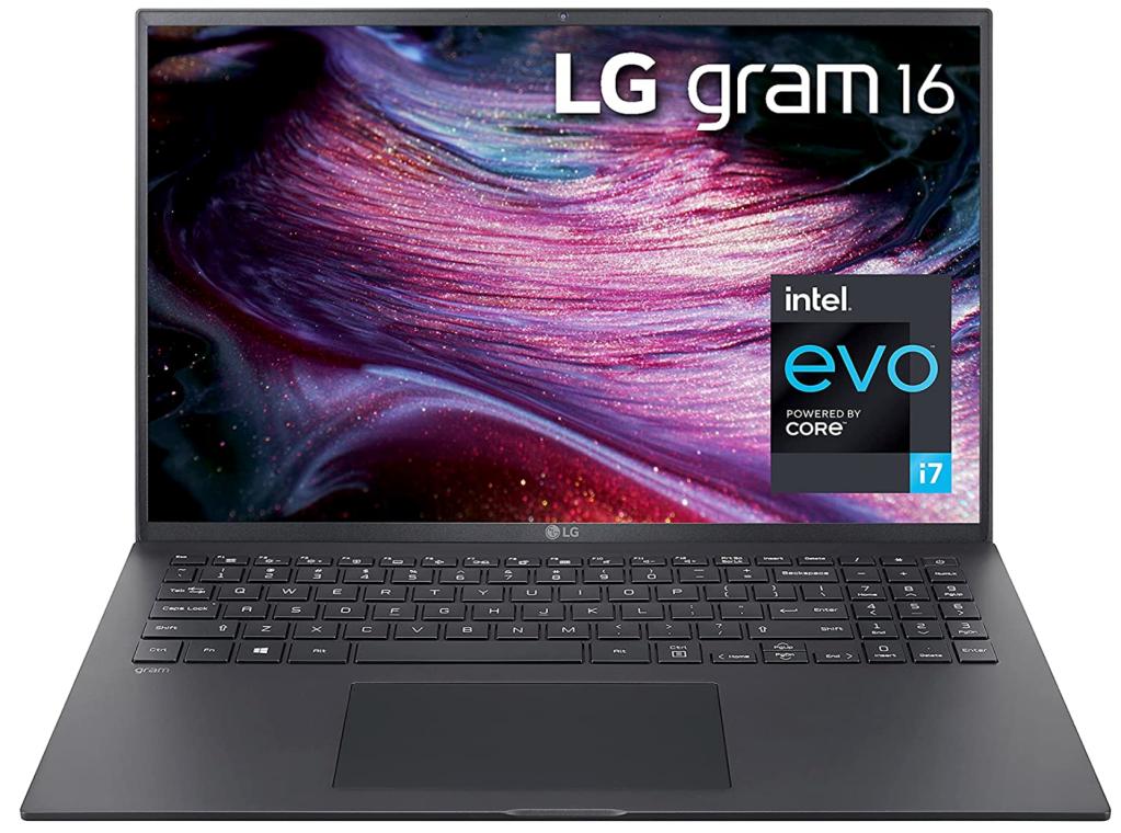 lg gram 16