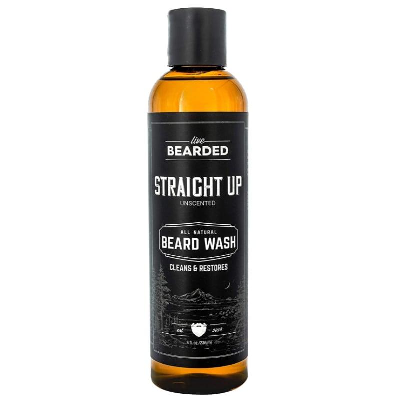 Live Bearded Beard Wash unscented