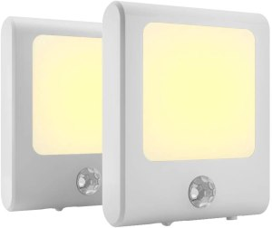 motion-activated lights maz tek plug in motion sensor