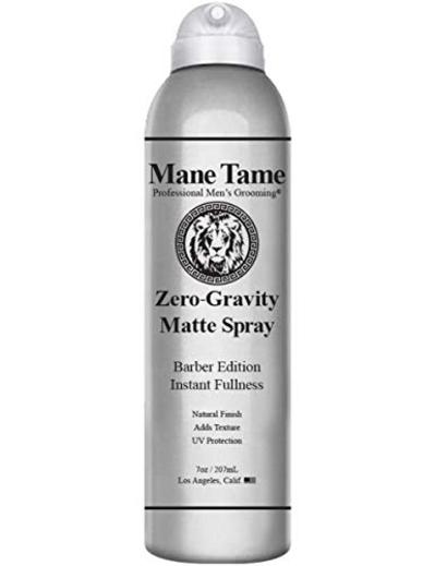Mane Tame Zero Gravity Matte Texture Hair Spray