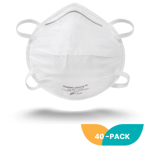 NIOSH cup-style respirator mask, n95 masks