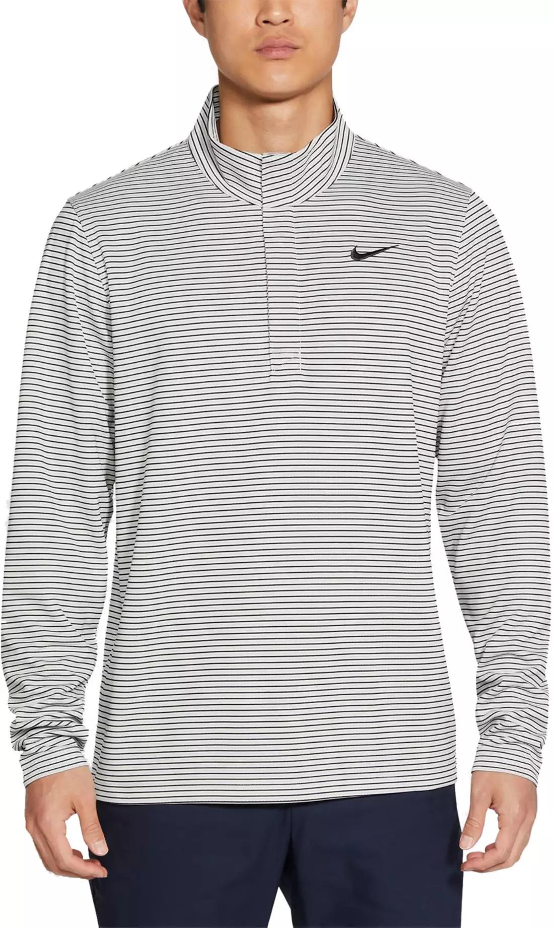 mock neck sweater Nike Men's Dri-FIT Victory ½ Zip Golf Pullover
