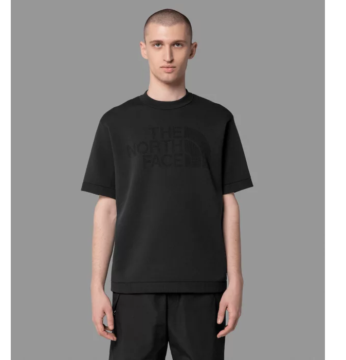 North-Face-Black-Series-Engineered-Knit-Tee-Shirt