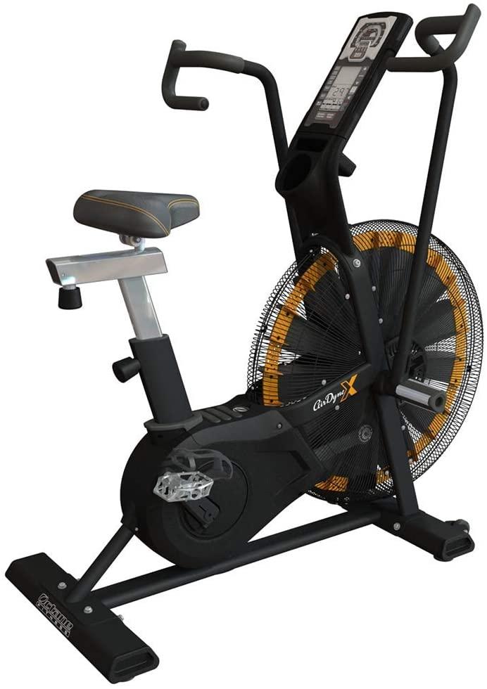 Octane Fitness Airdyne ADX Fan Bike / Air Bike in Black