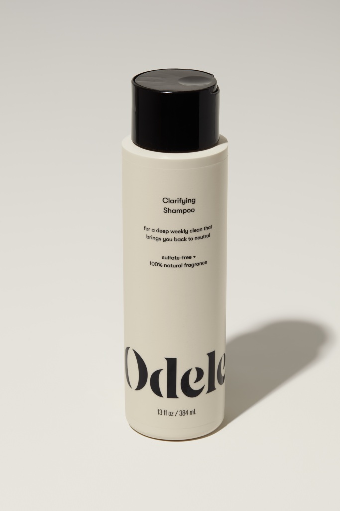 Odele gender neutral clarifying shampoo