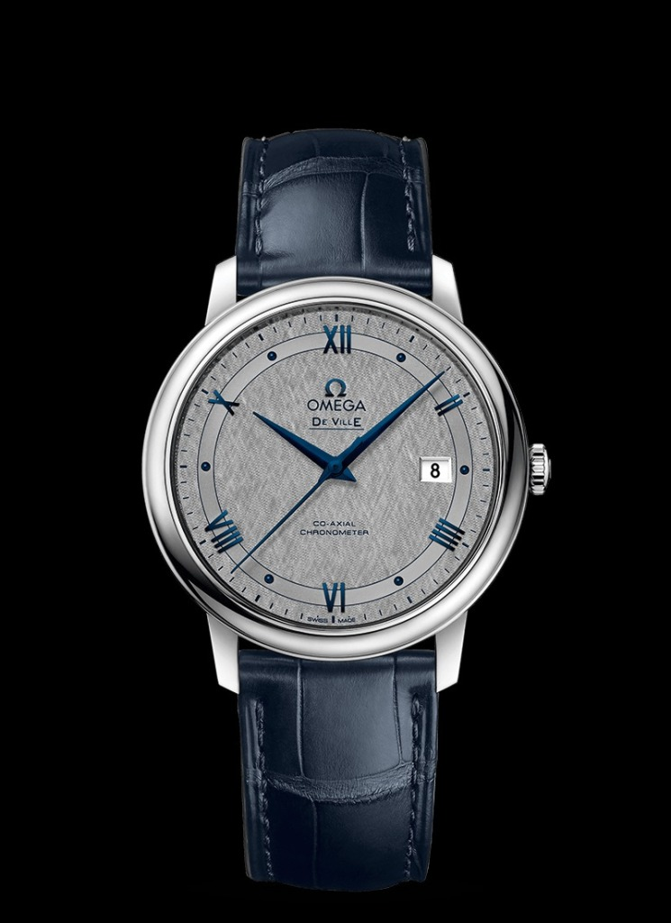 Omega-Prestige-Co-Axial-Chronometer watch