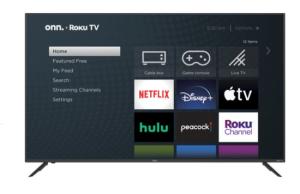 onn 70 inch tv deal
