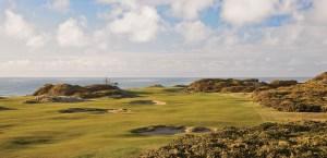Pacific Dunes, PGA golf courses