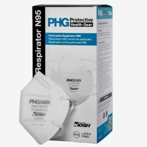 PHG N95 masks