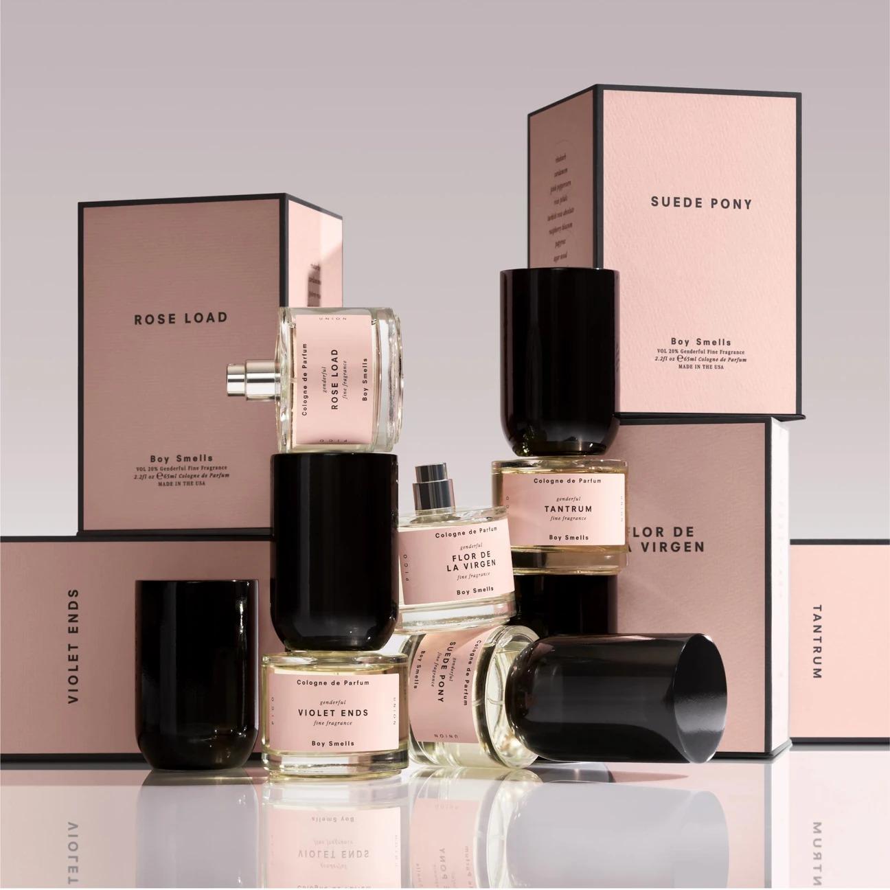Boy Smells Cologne de Parfum Exploratory Set