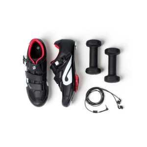 Peloton bike essentials package, best spinning shoes