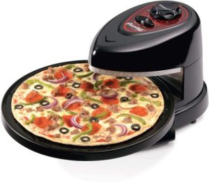 Presto Pizzazz Plus Rotating Oven, best counter top pizza ovens