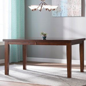 Rebecca extendable dining table, expandable dining table