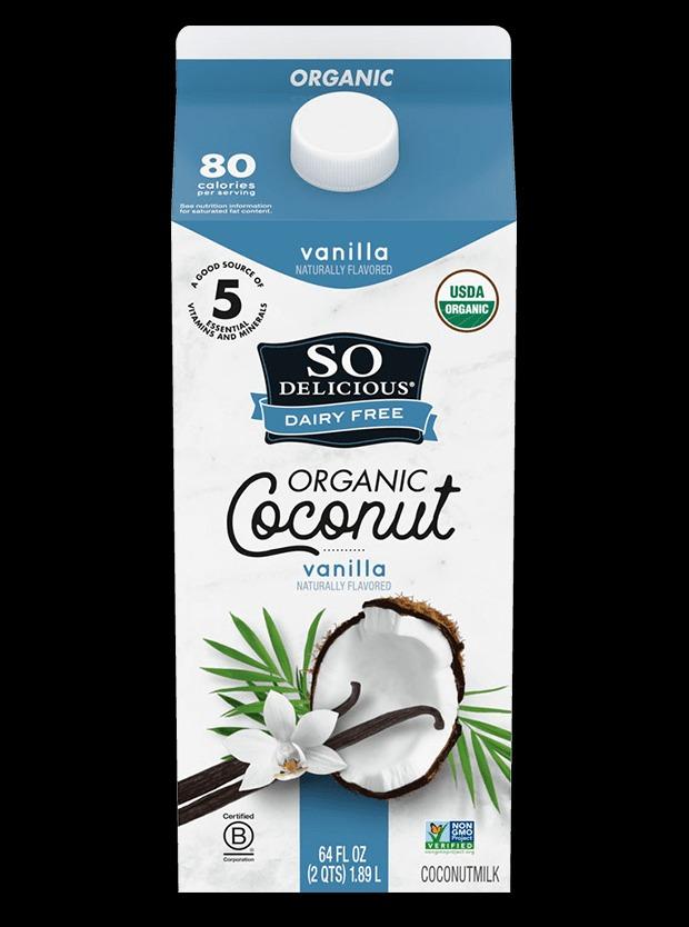 So Delicious Organic Coconutmilk Beverage, Best Milk Alternatives for Your Coffee