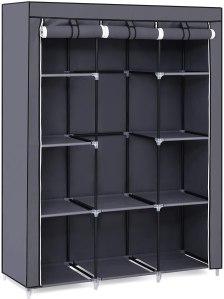 songmics portable closet