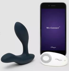 we-vibe vector prostate massager, sex apps