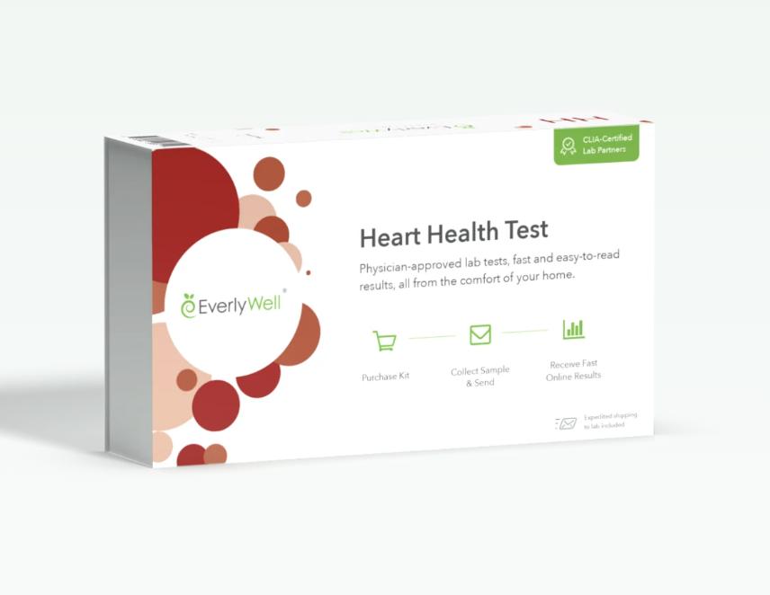 everlywell heart health test kits