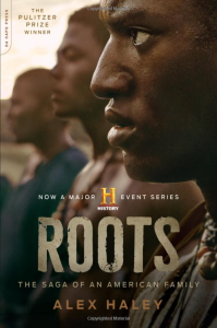 Roots: The Saga of an American Family book cover, best black history books