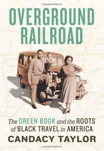 overground railroad green book cover, black history month books