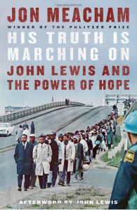 his truth is marching on book cover, black history month books