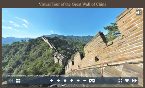 great wall of china tour, virtual tours, virtual experiences