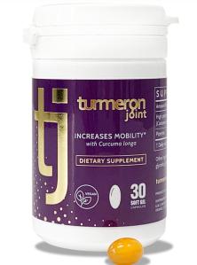 Tumeron Joint, Turmeric supplements