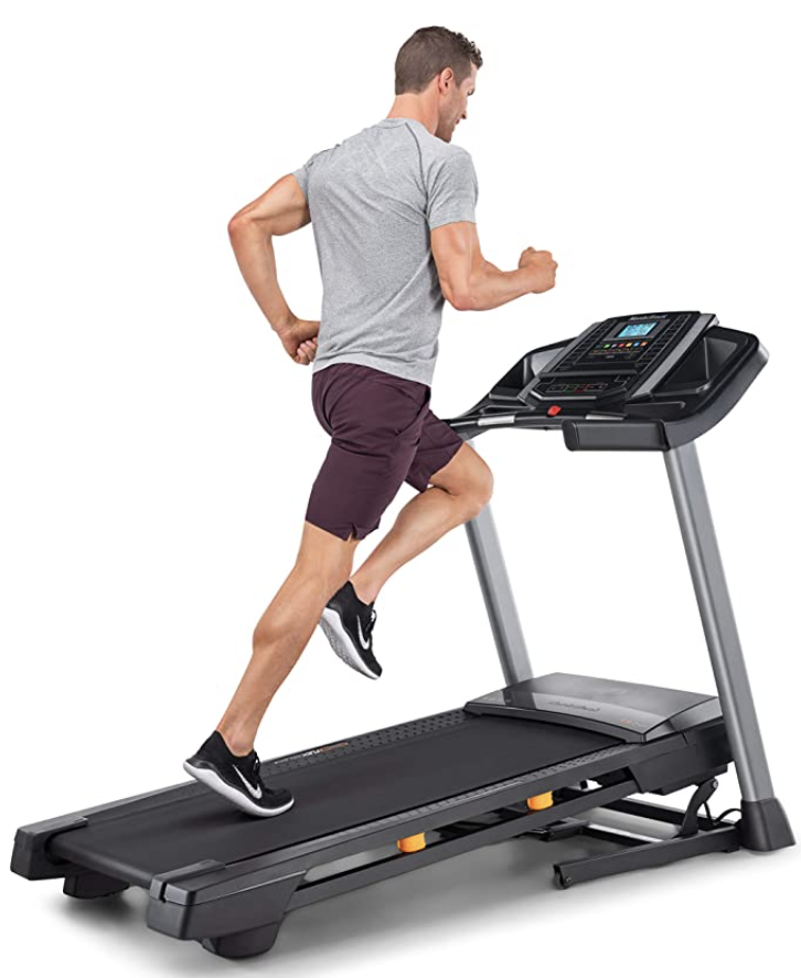 NordicTrack T Series Treadmill, Best At Home Exercise Equipment For Small Spaces