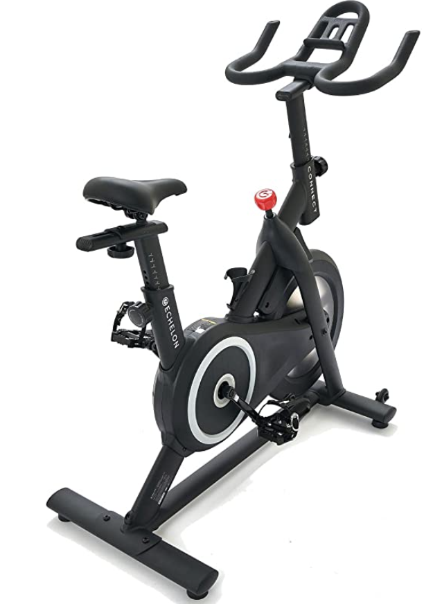 Echelon Smart Connect Fitness Bike EX-15, Best Exercise Equipment for Small Spaces