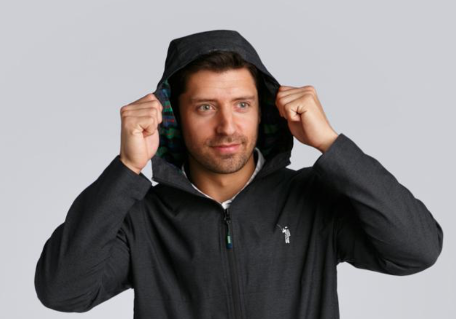 William Murray Golf Downpour Golf Jacket