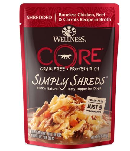 Wellness Core Simply Shreds Wet Food Mixer