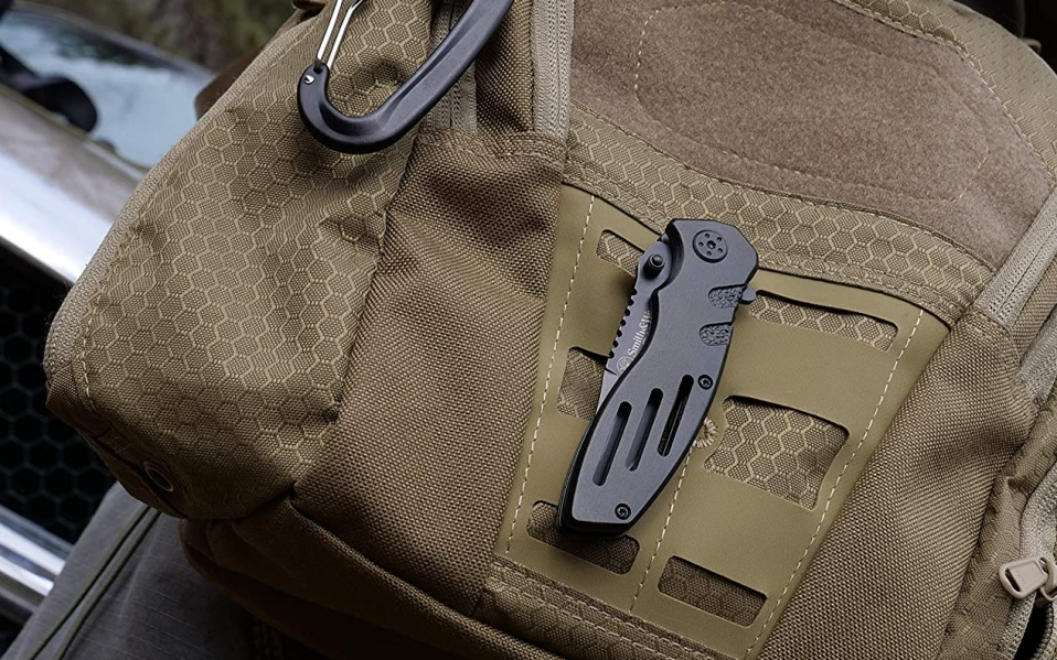 Smith & Wesson Ops Folding Knife,