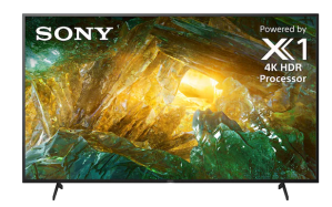 Sony XBR X800H Series LED 4k Smart Android TV
