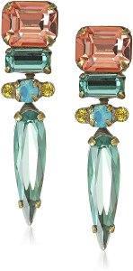 Sorrelli Spiked Drop Earrings
