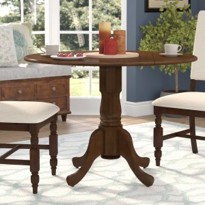 spruill drop leaf dining table, expandable dining table