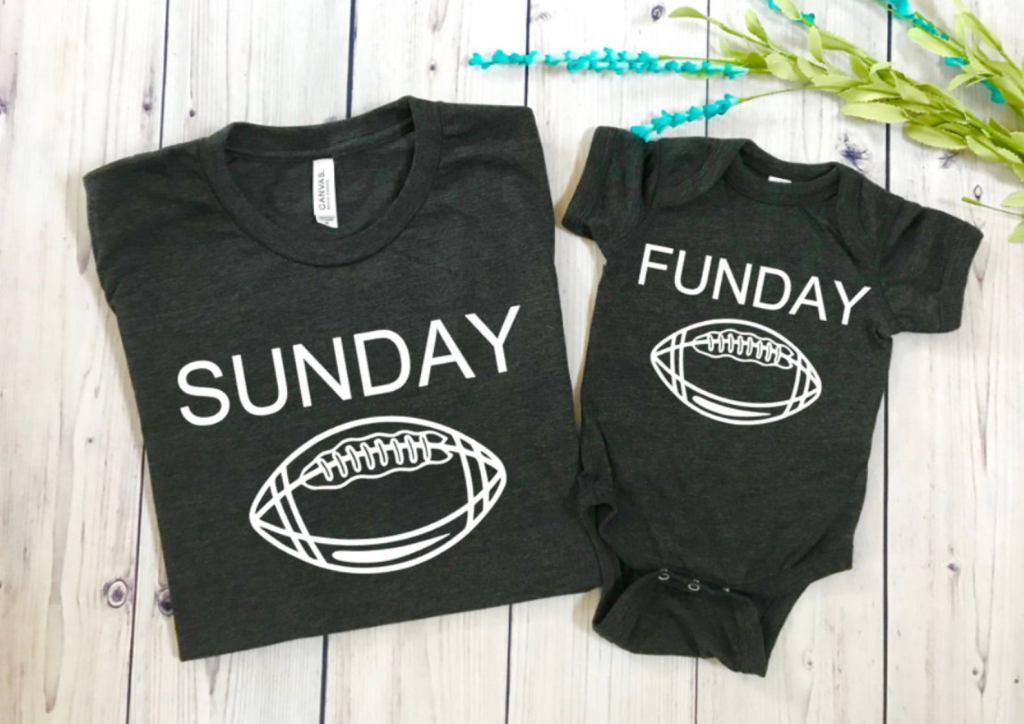 Sunday Funday Set matching outfits