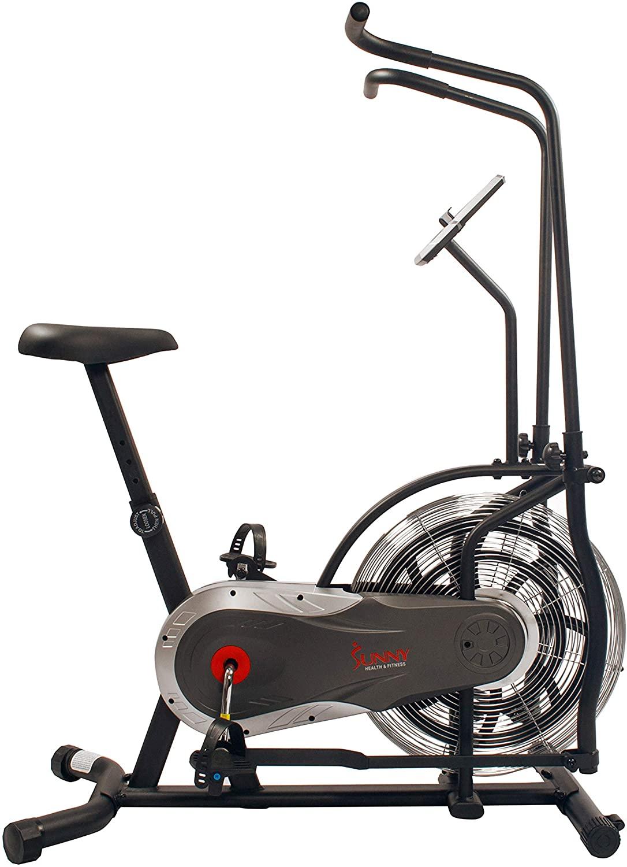 Sunny Health & Fitness Zephyr Air Bike
