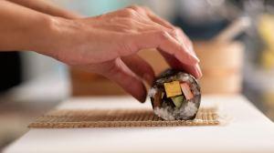 sushi making class, Amazon Explore review