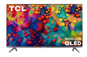 TCL 65-Inch Class 6-Series 4K UHD TV