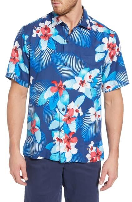 hawaiian shirt Tommy-Bahama-Monterosso-Classsic-Shirt