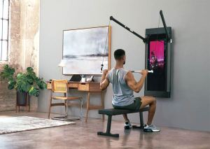 Tonal fitness mirror