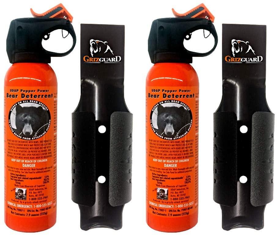 UDAP Magnum Bear Pepper Spray