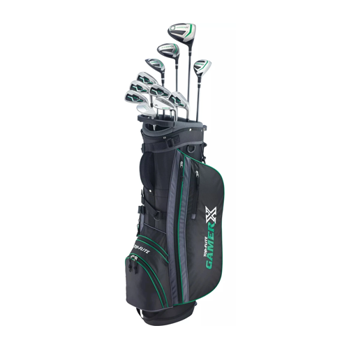 Top Flite 2019 Gamer X 16-Piece Complete Set, 7 Of the Best Golf Clubs for Beginners